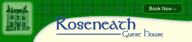 Roseneath Guest House, Oban bed and breakfast